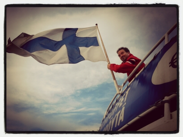 The Cuban transplanted in Finland.