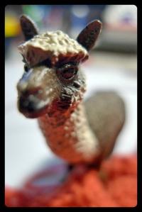Yaima the Llama
