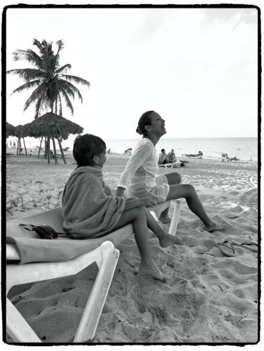 Eduardito y Yaima