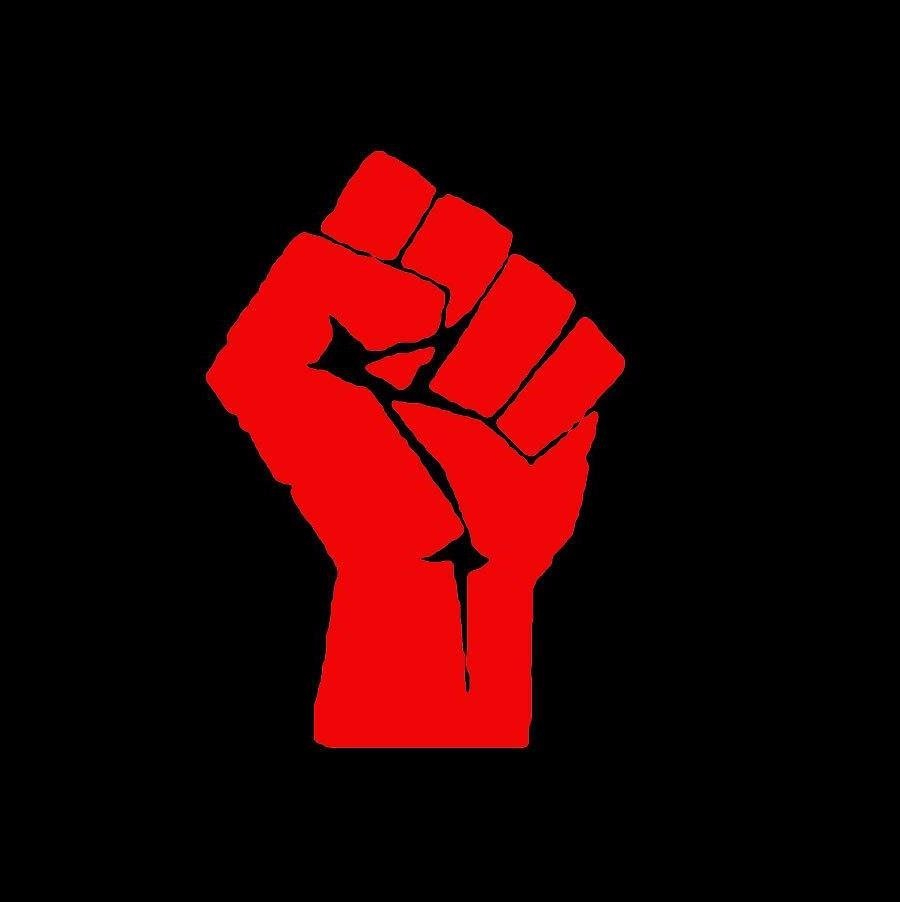 Solidarity-fist