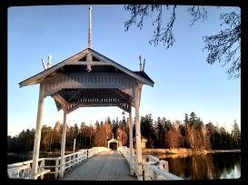 Bridge to Seurasaari